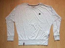 Naketano Koszulka basic jasnoniebieski Bawełna