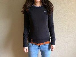 Naketano Sweatshirt/Sweater, Schnizzel Dizzel Popizzel, Gr. XS
