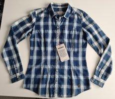 Napapijri Long Sleeve Shirt multicolored cotton