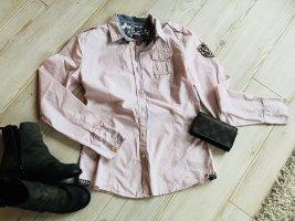 NAPARJI Bluse Hemd fast neu Gr.L mit Blumenprint