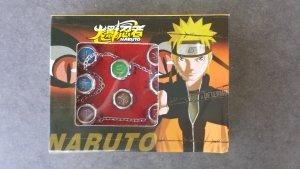 Naruto Cosplay Ringe