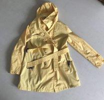 Nautica Impermeabile giallo pallido