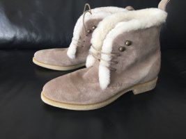 Navyboot Winter Booties multicolored leather