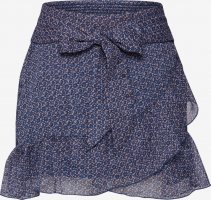 Neo Noir Flounce Skirt multicolored