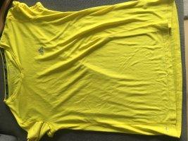 Adidas T-shirt neongeel