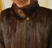 Pelt Jacket bronze-colored