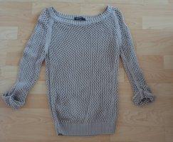 Netz Pullover Gr M