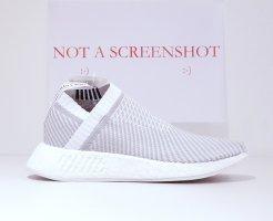 Adidas Sneaker slip-on bianco-grigio chiaro