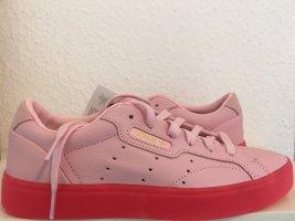 Neu: Adidas Sleek Originals pink
