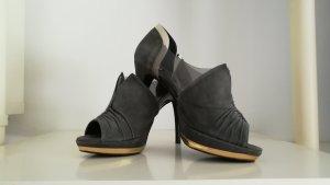 Neu Apart Schuhe High Heels Gr 39  Leder