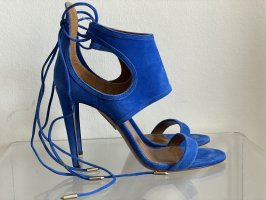 Neu Aquazzuro hughheels blau Gr. 38