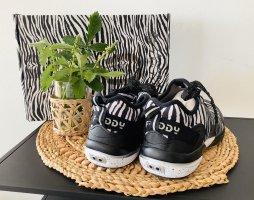 Freddy Slip-on Sneakers black-white