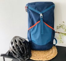 tchibo Trekking Backpack blue