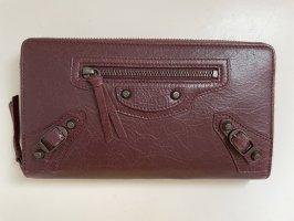 Balenciaga Wallet brown red