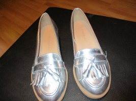 Atmosphere Ballerinas with Toecap silver-colored