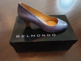 Belmondo Loafers grijs-paars