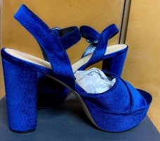 Neu! Blue Velvet Plateau