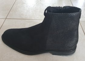 Boss Orange Ankle Boots black