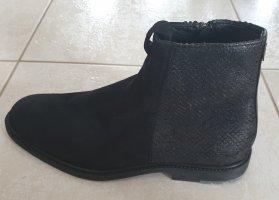 NEU Boss Orange Leder Boots