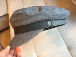 Trilby black-grey cotton