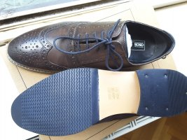 Asos Shoes Scarpa a coda di rondine talpa Pelle