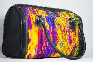 NEU bunte handgemachte Tasche aus Guatemala! #handmade #fairtrade