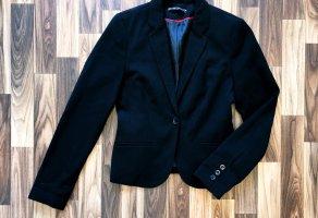 Neu C&A Blazer Business Jacke schwarz Knopf Größe S Neu 39,99€ Damen