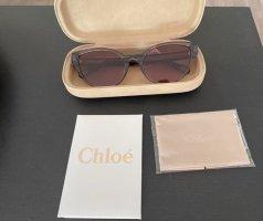 Chloé Angular Shaped Sunglasses multicolored