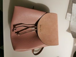 Coccinelle Backpack Trolley pink