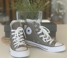 ❤️ Neu!!! Converse Chuck Taylor All Star Classic High Charcoal Größe 36