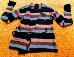 NEU Damen Bolero strick Wickel Jacke Gr.S in Bunt von Khujo