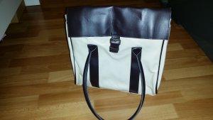 NEU Damen Handtasche in beige-braun