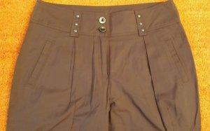 Boutique Ware Pantalone elasticizzato ocra