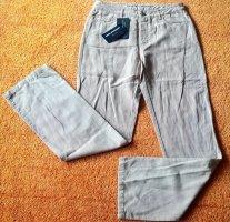Anna Montana Pantalon en jersey saumon lin