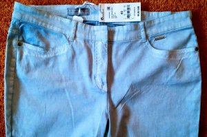 Kapalua Stretch Jeans azure cotton