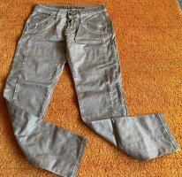 Kapalua Pantalone elasticizzato ocra Cotone
