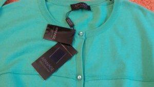 NEU Damen Jacke strick Cardigan Gr.S in Grün von Apanage