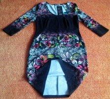 Neu Damen Kleid Jersey Gr.38 in Schwarz von Bluebeery P.119,95€