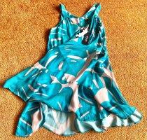 NEU Damen Kleid Sommer Träger Gr.S in Bunt von Khujo