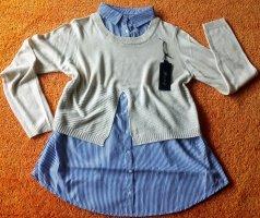 NEU Damen Pullover Blusenpullover Strick Gr.M von Finery