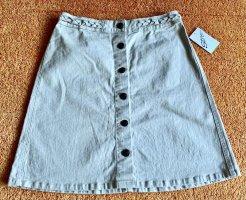 NEU Damen Rock Jeans Stretch Gr.38 in Beige von Laura Kent