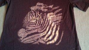 NEU Damen Shirt Bluse Gr.S in Braun von Clarina P.35,95€