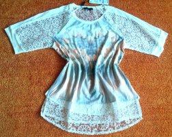 NEU Damen Shirt Jersey Spitzen Shirt Gr.36 von Apanage P.69,95€