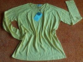 NEU Damen Shirt leicht Gr.40 in Gelb von In Linea P. 29,99€