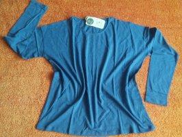 NEU Damen Shirt leicht Gr.46 in Petrol von In Linea P.29,99€
