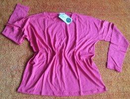 NEU Damen Shirt leicht Gr.46 in Pink von In Linea P. 29,99€