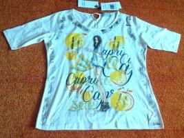 Lisa Campione Print Shirt multicolored cotton