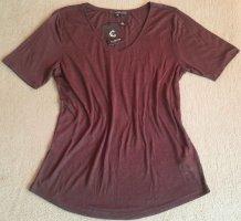 NEU Damen Shirt Sommer Gr.S in Braun von Clarina P.35,95€