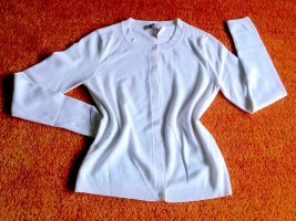 Kapalua Giacca in maglia bianco Viscosa