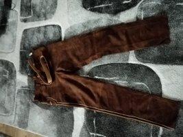 Rebelle Pantalon bavarois bronze-cognac